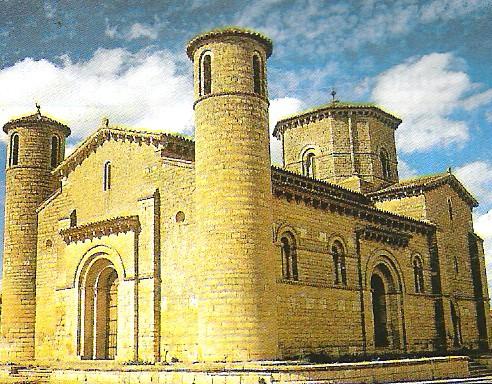 Geograf a e historia estudiamos el arte rom nico 2 de eso for Arquitectura mozarabe