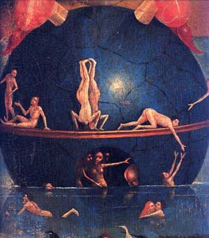 El Bosco, historia de un pintor maldito Acrobatas