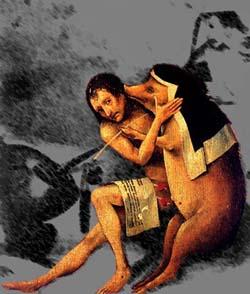 El Bosco, historia de un pintor maldito Cerdomonja