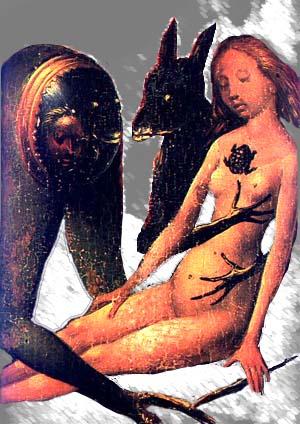 El Bosco, historia de un pintor maldito Espejo