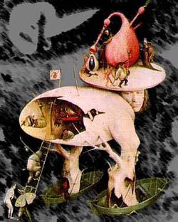 El Bosco, historia de un pintor maldito Hombrearbol