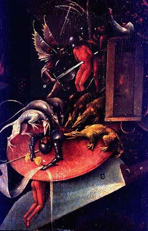 El Bosco, historia de un pintor maldito Hostia2